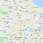Copywriting Ferny Hills, Brisbane - Map